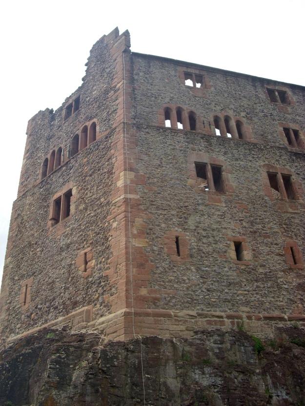 Burg Hohengeroldseck - Ansichten (2)