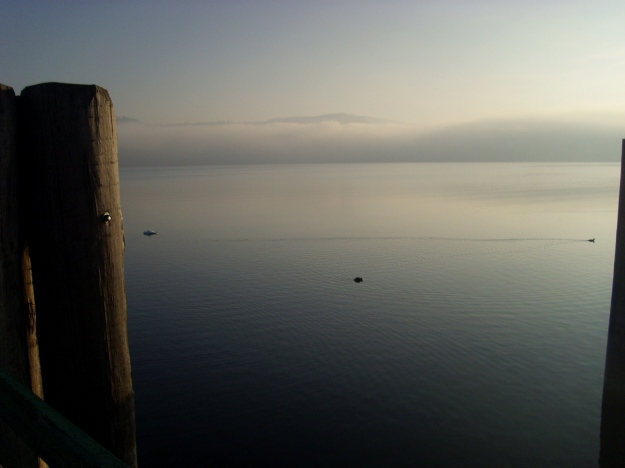 Bodman früher Morgen - Ruhe